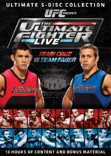 Ufc Ultimate Fighter Live! Cruz Vs Faber Ws Nr
