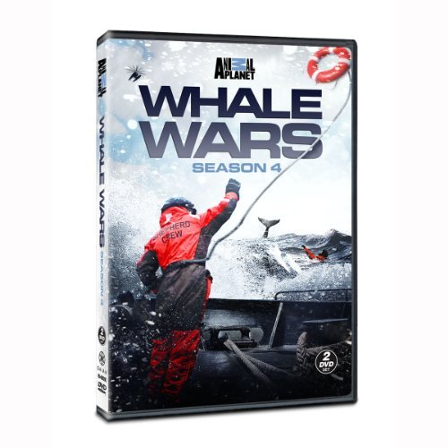 Whale Wars Whale Wars Season 4 Tv14 2 DVD