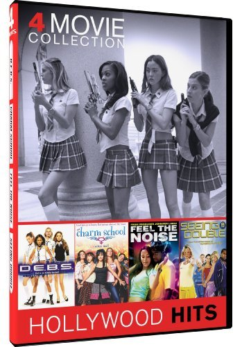 D.E.B.S. Charm School Feel The D.E.B.S. Charm School Feel The Ws R 2 DVD