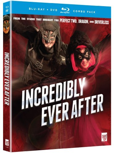 Incredibly Ever After Incredibly Ever After Blu Ray Tv14 Incl. DVD