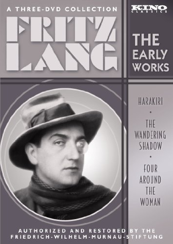 Early Works Lang Fritz Nr 3 DVD