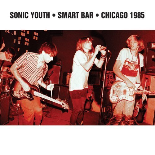 Sonic Youth Smart Bar Chicago 1985 2 Lp