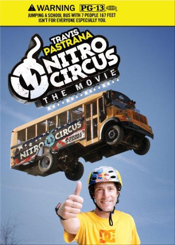 Nitro Circus The Movie Nitro Circus The Movie Ws Pg13