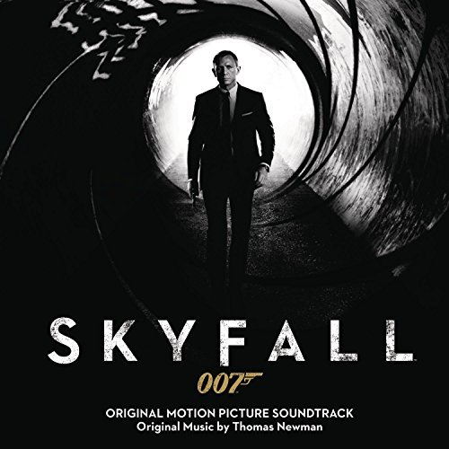 James Bond Skyfall Soundtrack Thomas Newman