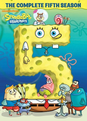 Spongebob Squarepants Season 5 DVD Nr