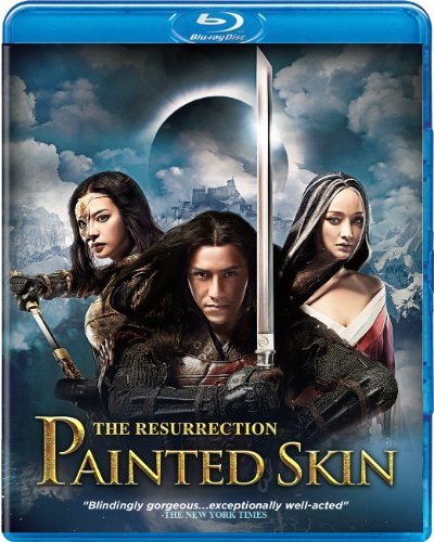 Painted Skin The Resurrection Painted Skin The Resurrection Blu Ray Ws Nr