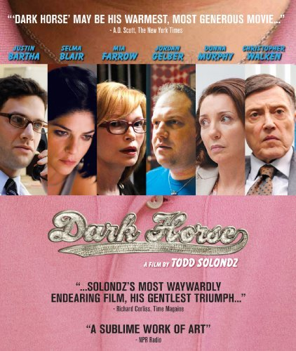 Dark Horse Bartha Blair Farrow Gelber Mur Blu Ray Ws Nr