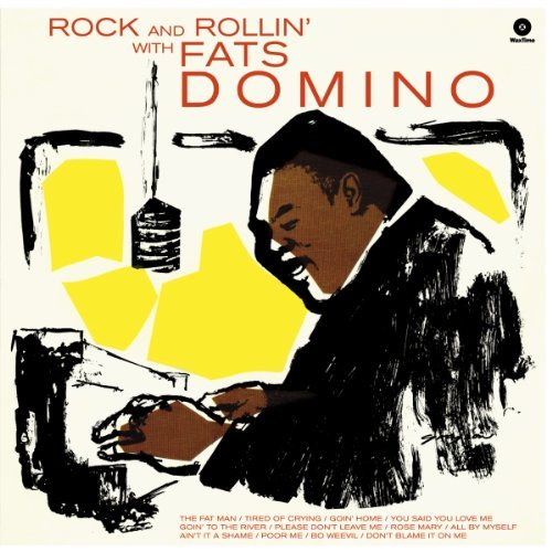 Fats Domino Rock & Rollin' With Import Esp