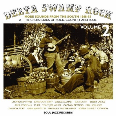 Delta Swamp Rock More Sounds Vol. 2 Delta Swamp Rock More Vol. 2 Delta Swamp Rock More