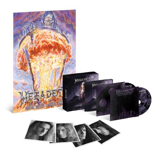 Megadeth Countdown To Extinction Explicit Deluxe Ed. 2 CD