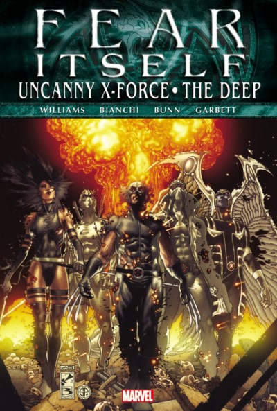 Rob Williams Uncanny X Force The Deep