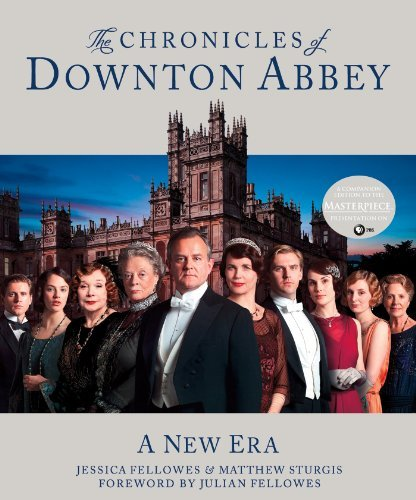 Jessica Fellowes The Chronicles Of Downton Abbey A New Era