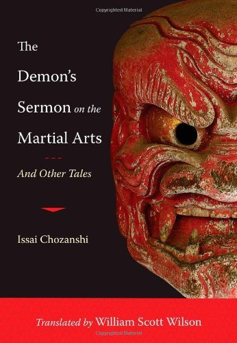Issai Chozanshi The Demon's Sermon On The Martial Arts And Other Tales