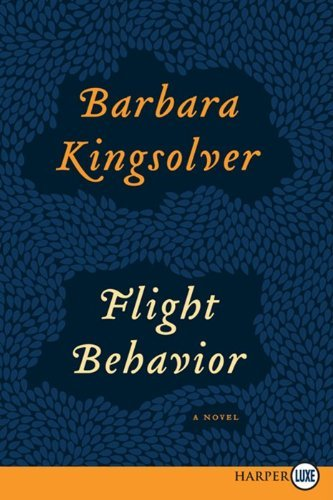 Barbara Kingsolver Flight Behavior Large Print
