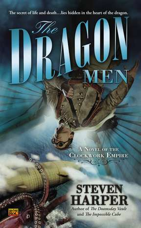 Steven Harper The Dragon Men