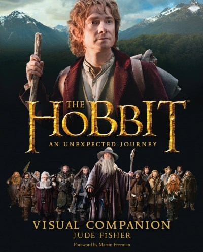 Jude Fisher The Hobbit An Unexpected Journey Visual Companion