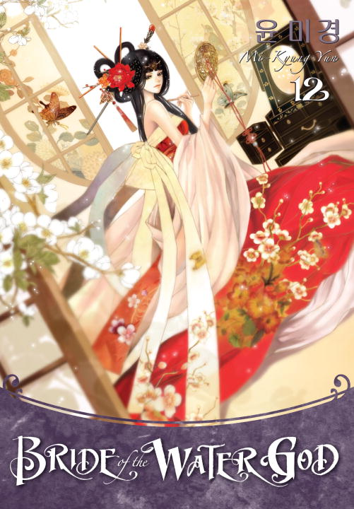 Mi Kyung Yun Bride Of The Water God Volume 12