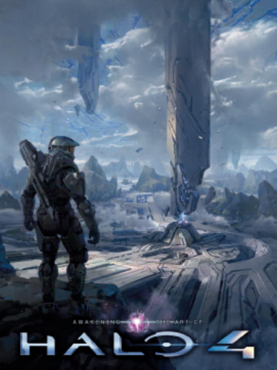 Paul Davies Awakening The Art Of Halo 4