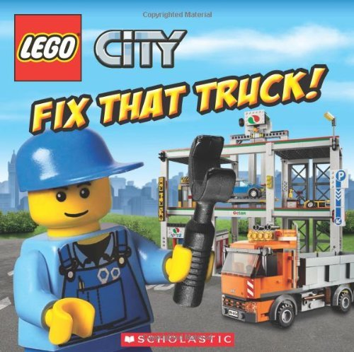 Michael Anthony Steele Lego City Fix That Truck!