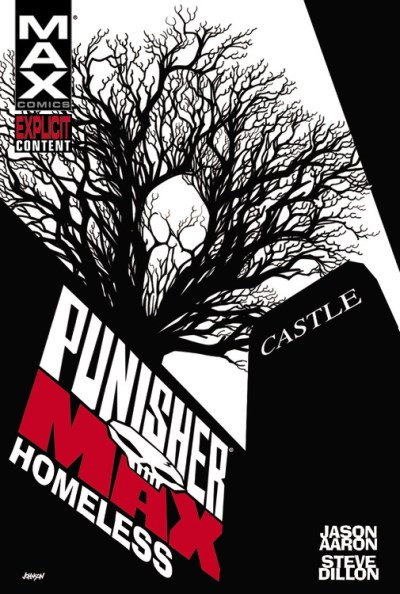 Jason Aaron Punishermax Homeless