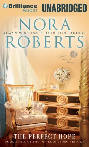 Nora Roberts The Perfect Hope Mp3 CD