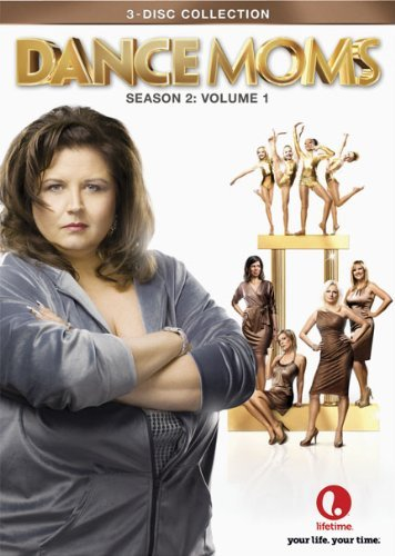 Dance Moms Dance Moms Vol. 1 Season 2 Ws Nr 3 DVD