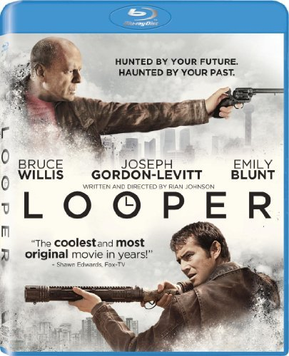 Looper Willis Gordon Levitt Blu Ray Uv R Ws