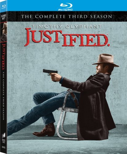 Justified Season 3 Blu Ray