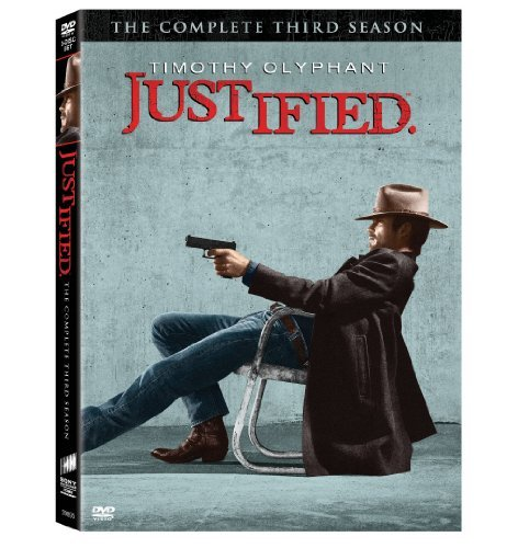 Justified Season 3 DVD Season 3