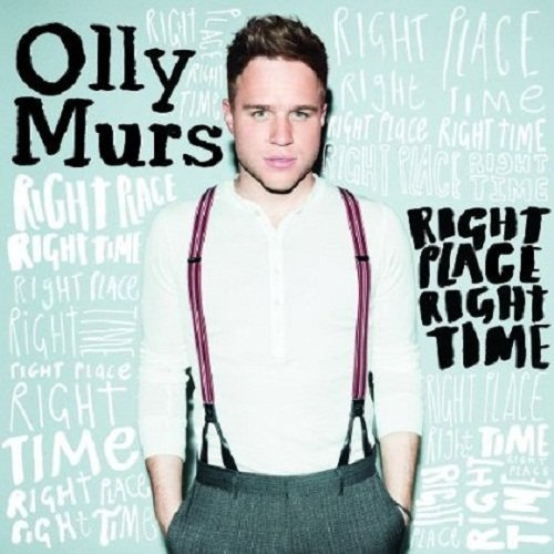 Olly Murs Right Place Right Time Import Eu