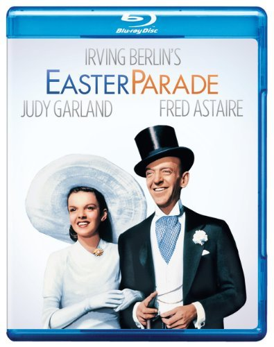 Easter Parade Astaire Garland Lawford Blu Ray Ws Nr