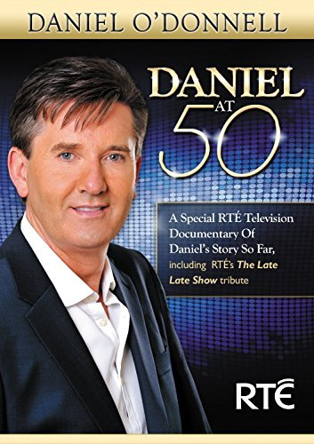 Daniel O'donnell Daniel At 50 Import Gbr