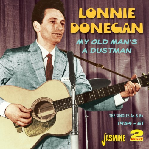 Lonnie Donegan My Old Man's A Dustman Import Gbr 2 CD