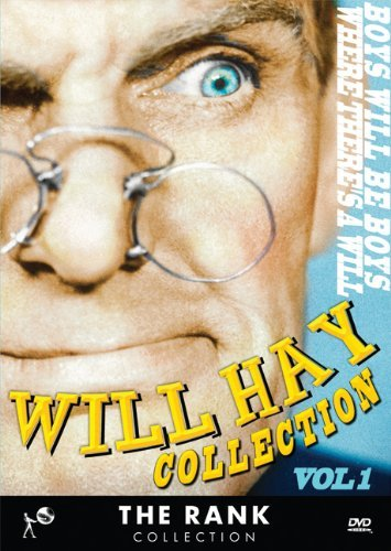 Boys Will Be Boys Where There' Will Hay Double Feature Bw Nr