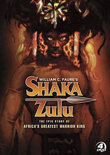 Shaka Zulu Set (remastered Edt) Powell Fox Howard Nr 4 DVD