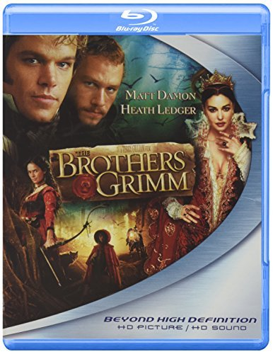 Brothers Grimm Damon Ledger Stormare Blu Ray