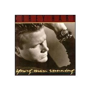 Corey Hart Young Man Running