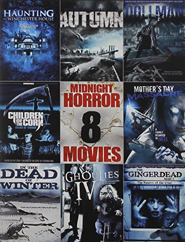 8 Film Midnight Horror Collect Vol. 11 R 2 DVD