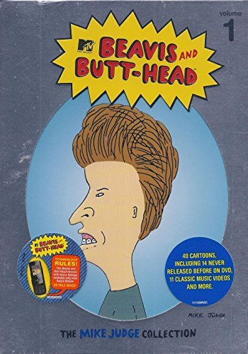 Beavis & Butt Head Vol. 1 Mike Judge Collection