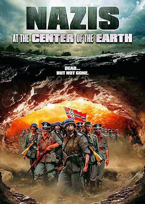 Nazis At The Center Of The Earth Swain Allen Johnson Ws Nr