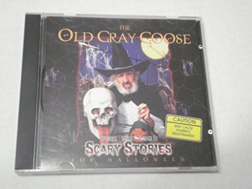 Old Gray Goose Scary Stories Music & Sound Fx For Halloween