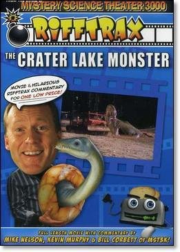Crater Lake Monster Rifftrax Nr