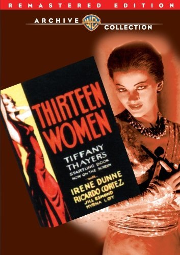 Thirteen Women (1932) Dunne Cortez Loy DVD Mod This Item Is Made On Demand Could Take 2 3 Weeks For Delivery