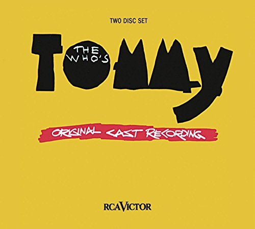 Broadway Cast Who's Tommy 2 CD