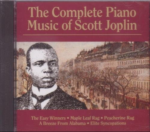 Joplin S. Piano Music Of Scott Joplin