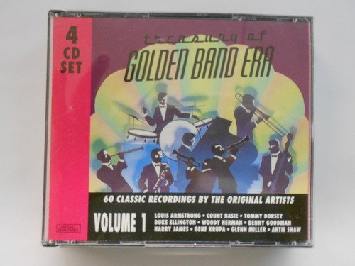 Treasury Of Golden Band Era Vol. 1