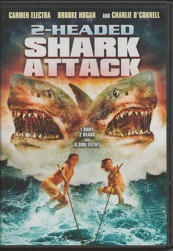 2 Headed Shark Attack Electra O' Connell Hogan Norma Ws Nr