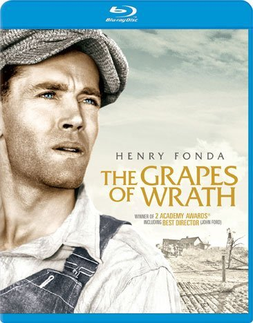 Grapes Of Wrath Fonda Henry Blu Ray Ws Nr