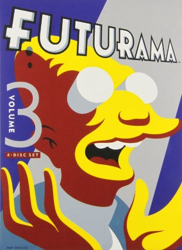 Futurama Futurama Vol. 3 Volume 3