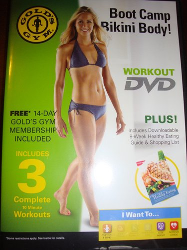 Gold Gym Boot Camp Binkini Body!